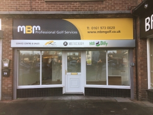 mbm golf shop